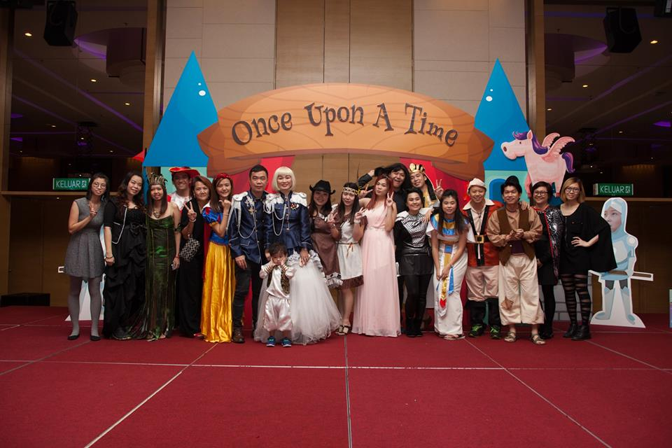2015 - Annual Dinner (Fairytales)
