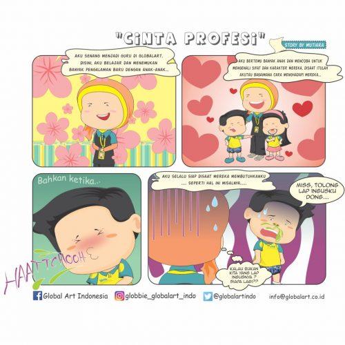 Cinta profesi By Muti