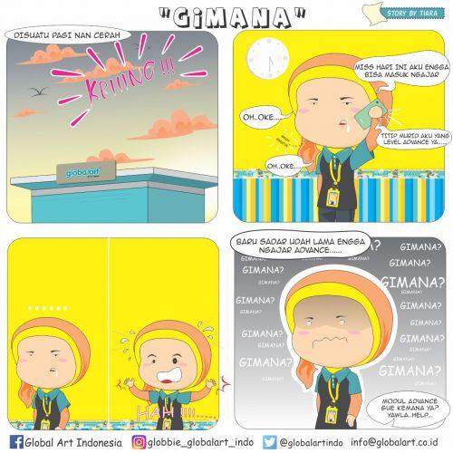Gimana by Ara