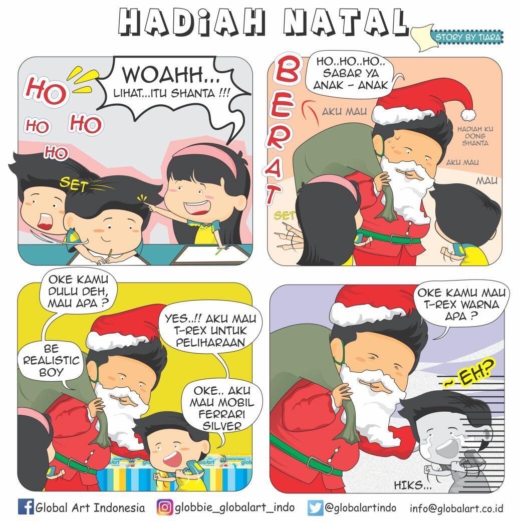 Hadiah Natal by Tiara