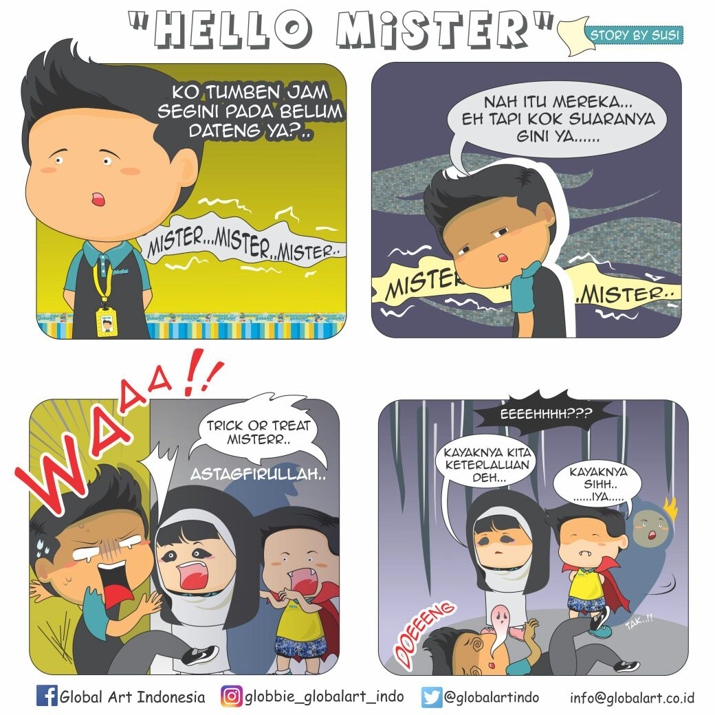 Hello Mister by Susi