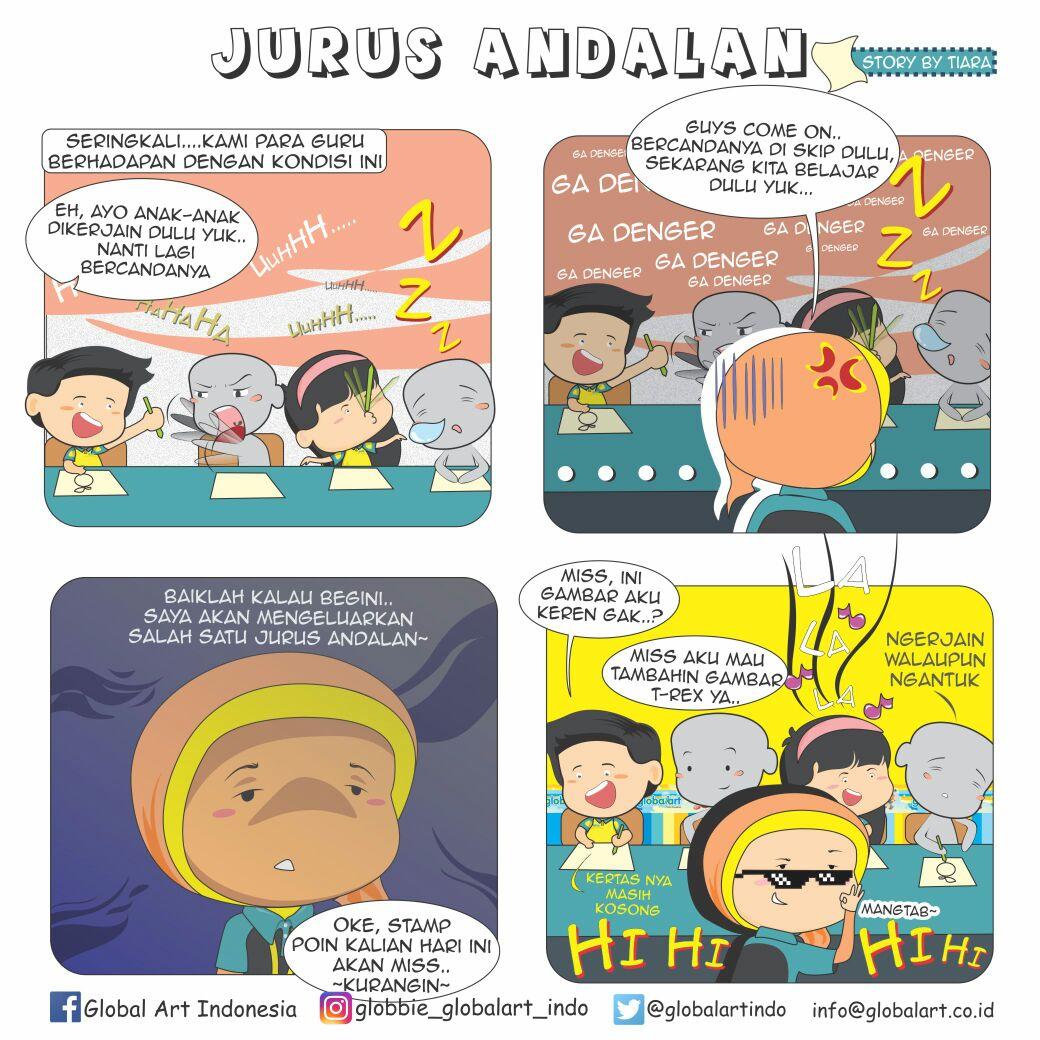 Jurus Andalan by Ara