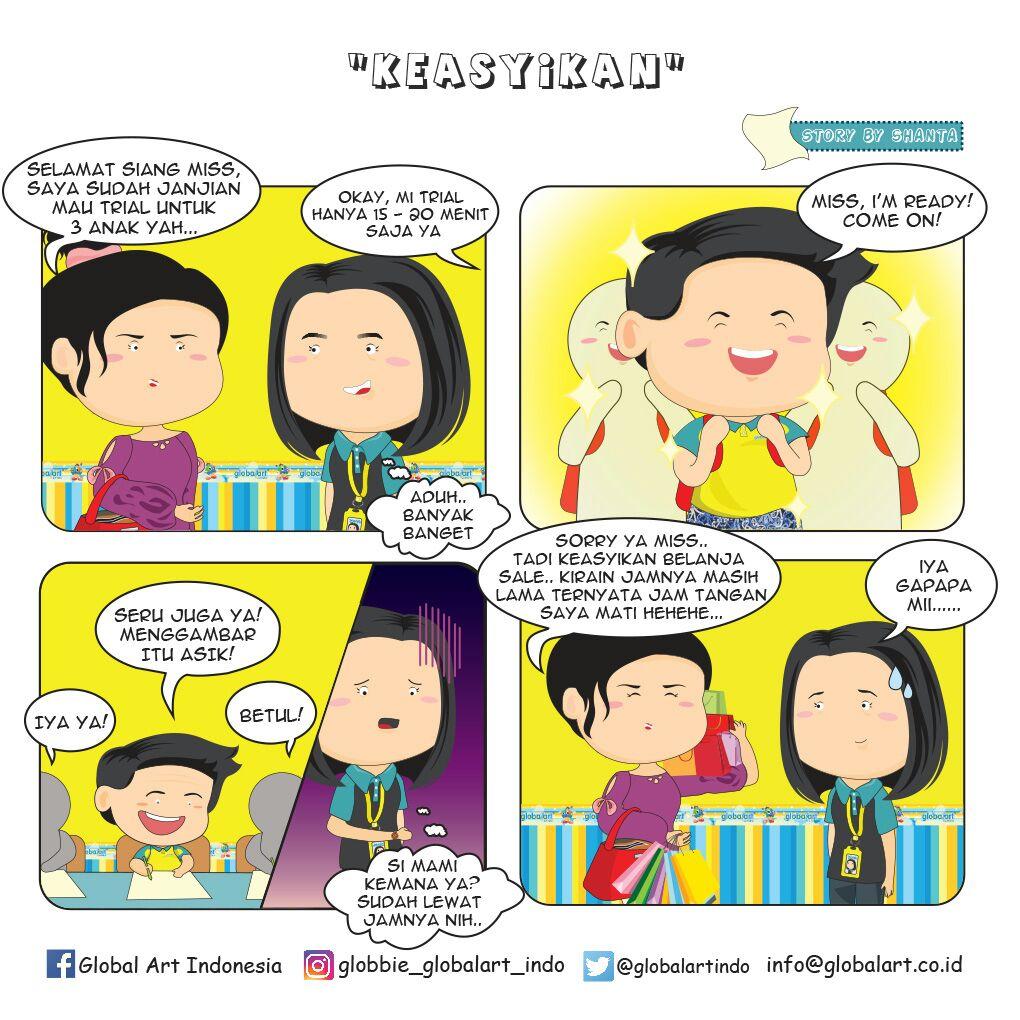 Keasyikan by Shanta