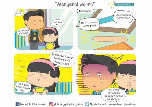 Mengenal Warna by Rani