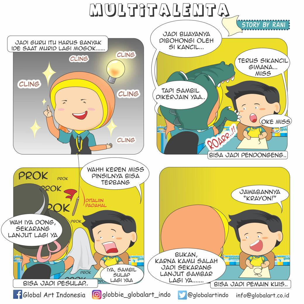 Multitalenta by Rani