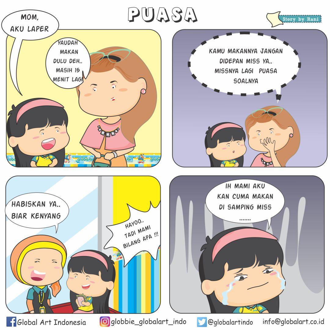 Puasa by Rani