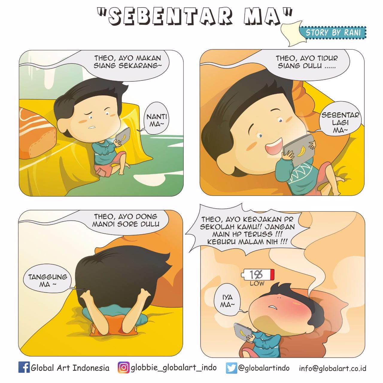 Sebentar Ma by Rani