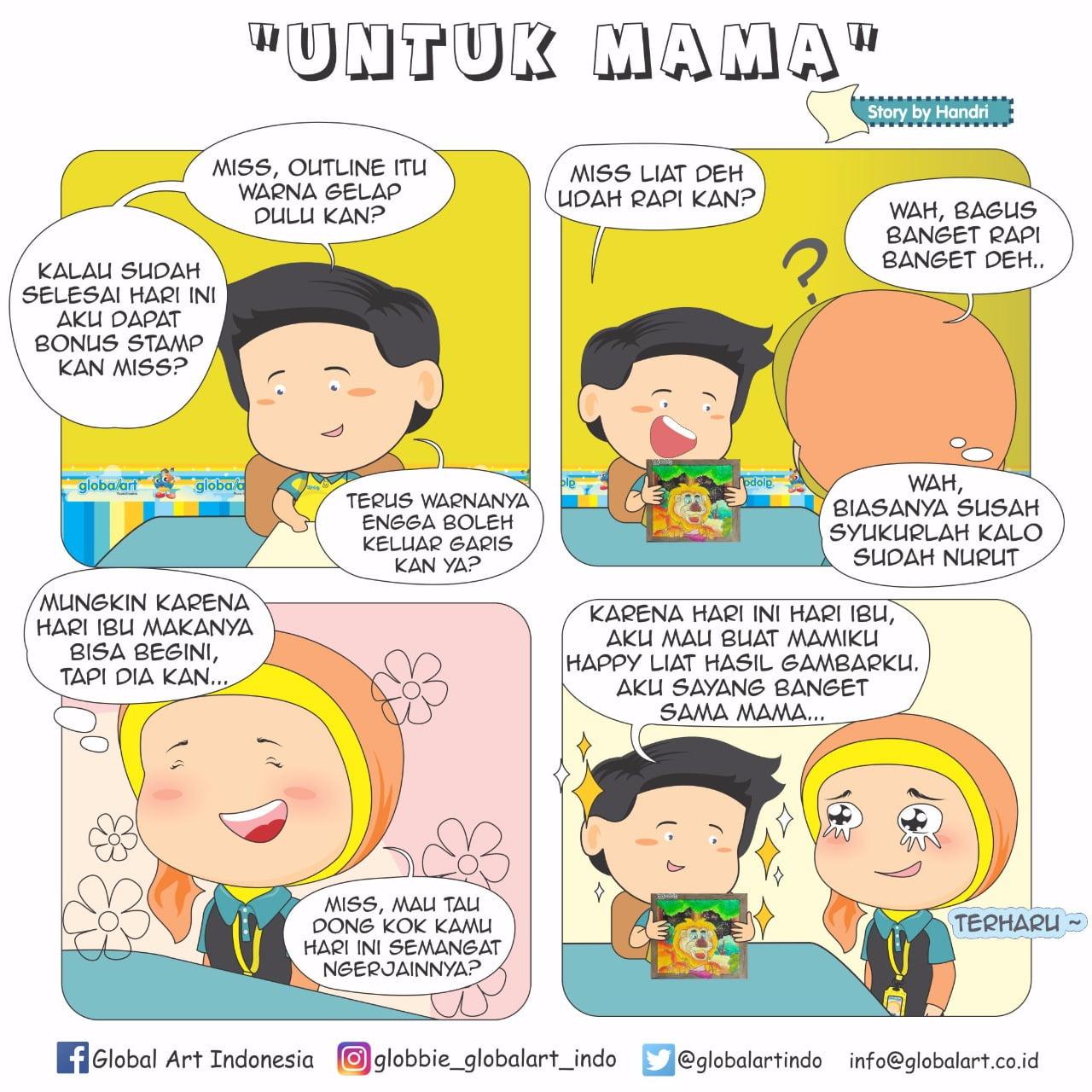 Untuk Mama by Handri