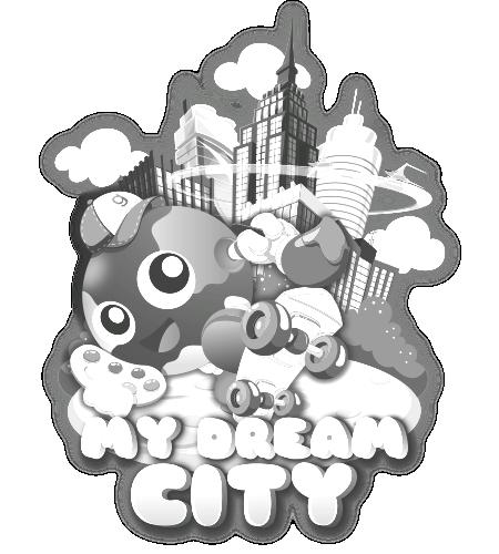 logo hitam putih